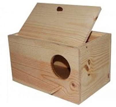 nido para periquitos